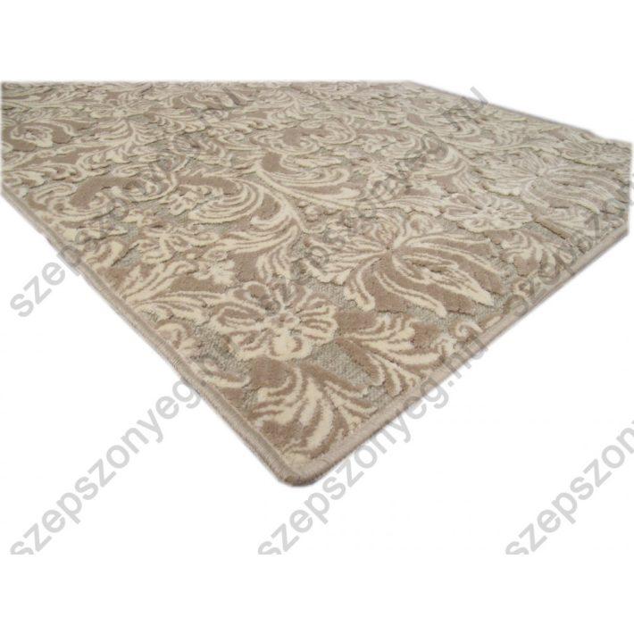 Versailles Vastag Futószőnyeg barna-krém színben 65x210 cm