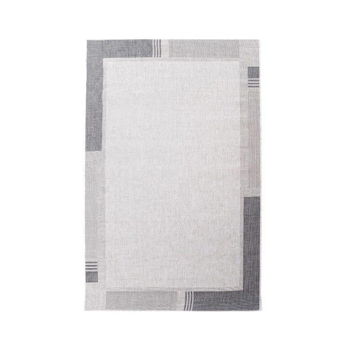Jordána piros bézs szőnyeg 190 x 270 cm