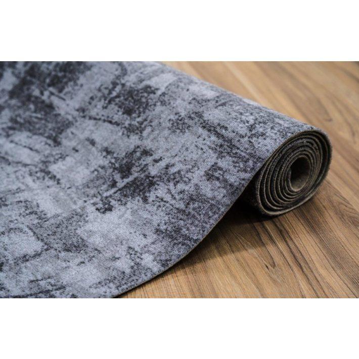Füzike Minőségi Vastag Nyírt padlószőnyeg zöld színben 4 m széles