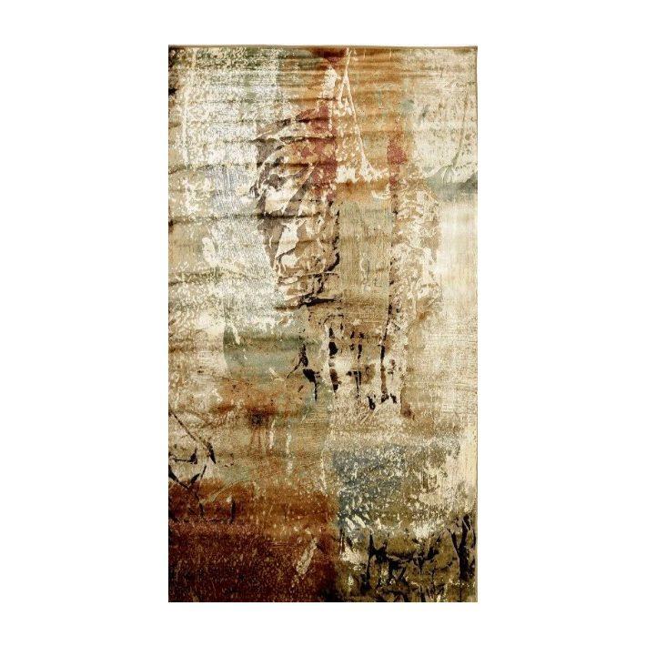 Girona prémium bézs szürke Modern szőnyeg