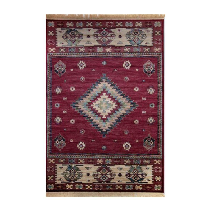 Corzika klasszikus bordó szőnyeg