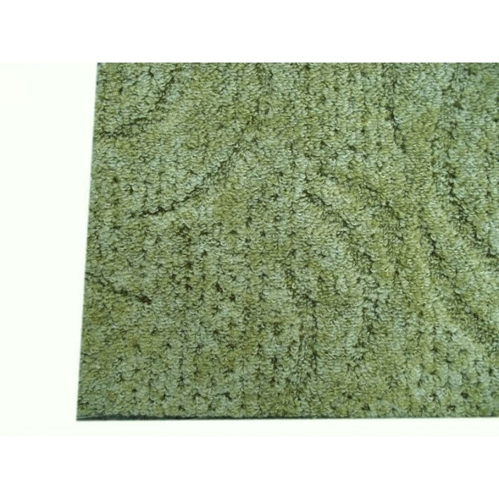 Shatterhand Zöld padlószőnyeg 4m széles