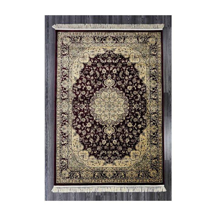 Dominika Bézs bordó klasszikus szőnyeg