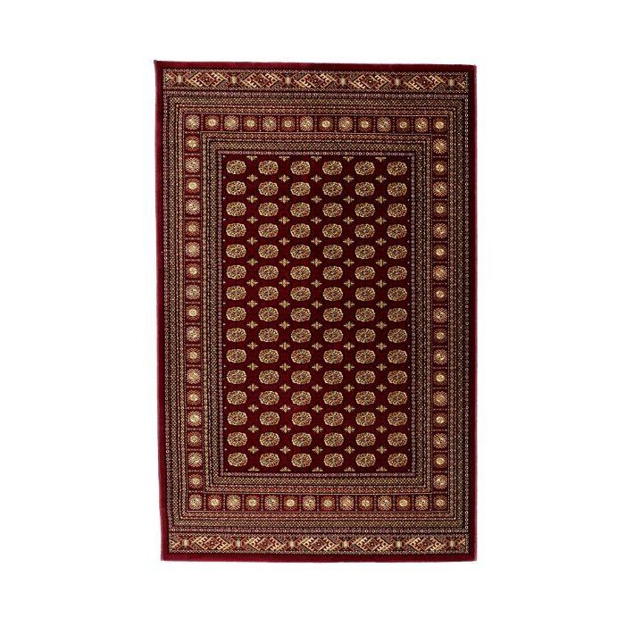Pitty Klasszikus Bordó Krém szőnyeg 160 x 230 cm