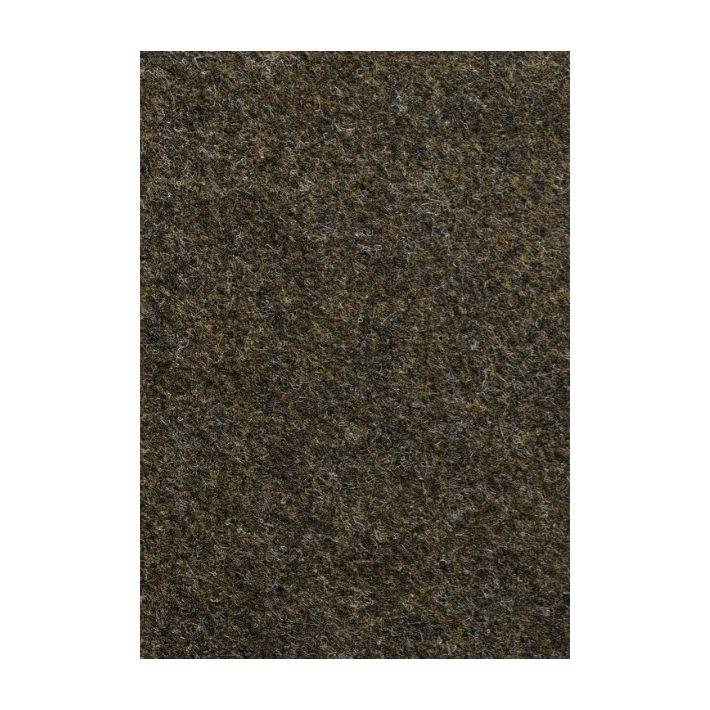 Claudio velúr padlószőnyeg szürke színben 4m széles