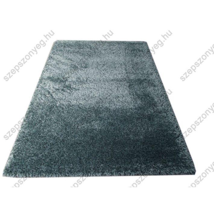 Mallorca Shaggy Azúrkék szőnyeg 160 x 230 cm