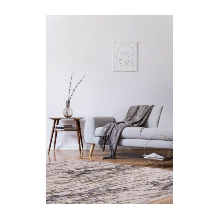 Asahy Vastag szőnyeg krém színben