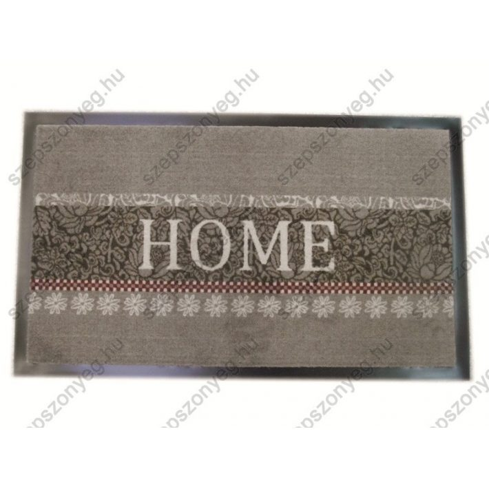 Home Szövet - Gumi beltéri Lábtörlő