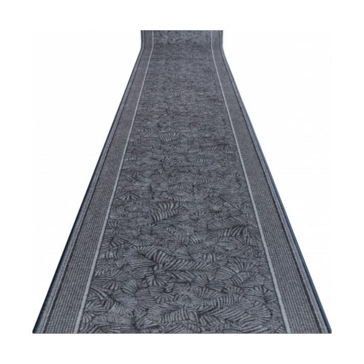Filoména Tekercses Futószőnyeg Szürke Színben 80 cm széles