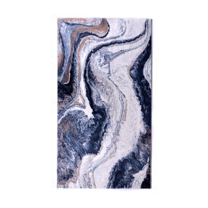 Ganges Tenger Kék Szőnyeg 200 x 290 cm
