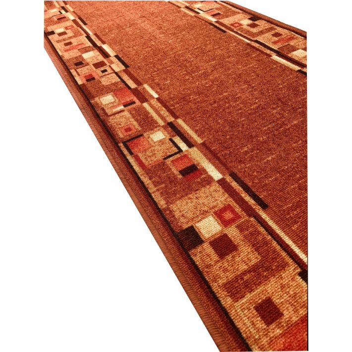 Ízisz Tekercses Futószőnyeg Terra Színben 67 cm széles