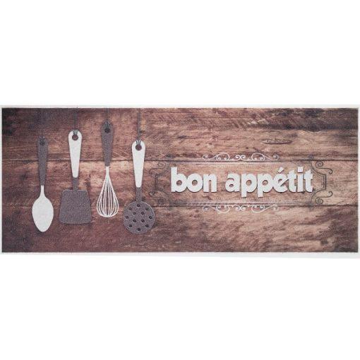 Lestyán Konyhai szőnyeg nagyméretű zöld 200 x 290 cm