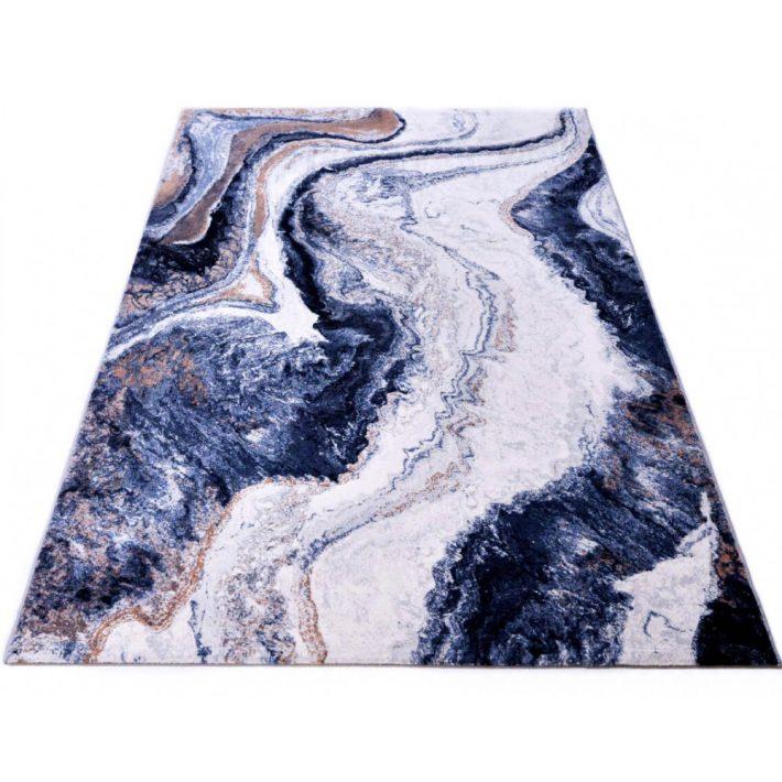 Revilla Álom Tenger Kék Modern Szőnyeg 133 x 195 cm
