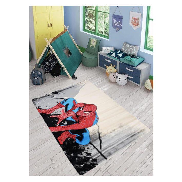 Spiderman Pókember Gyerek Szőnyeg 125 x 200 cm