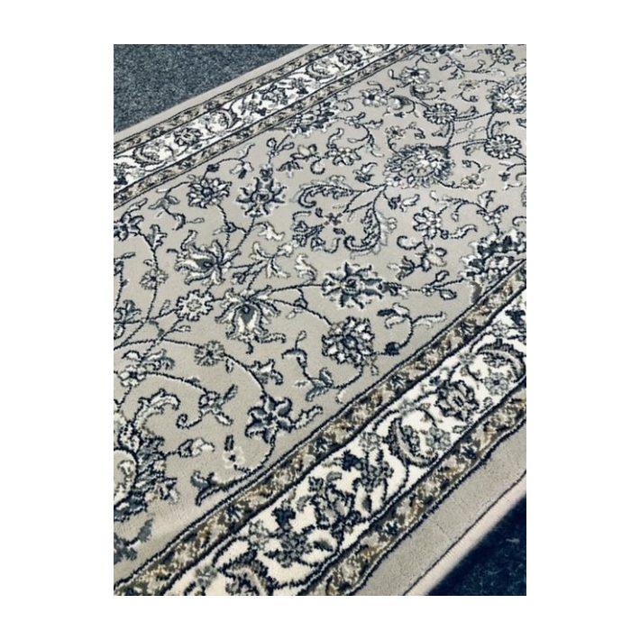 Szidi Zöld Tekercses Futószőnyeg 100 cm széles