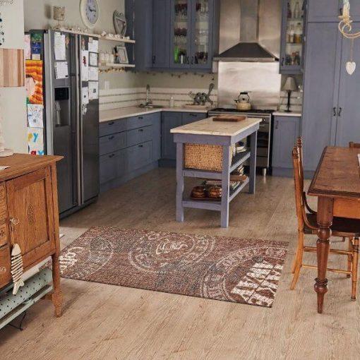 Zeller konyhai szőnyeg zöld 140 x 200 cm